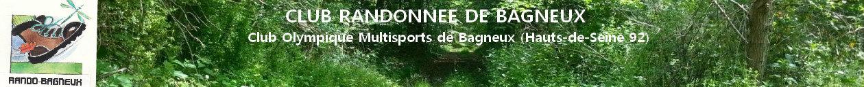 Randonner avec le club randonnée de Bagneux